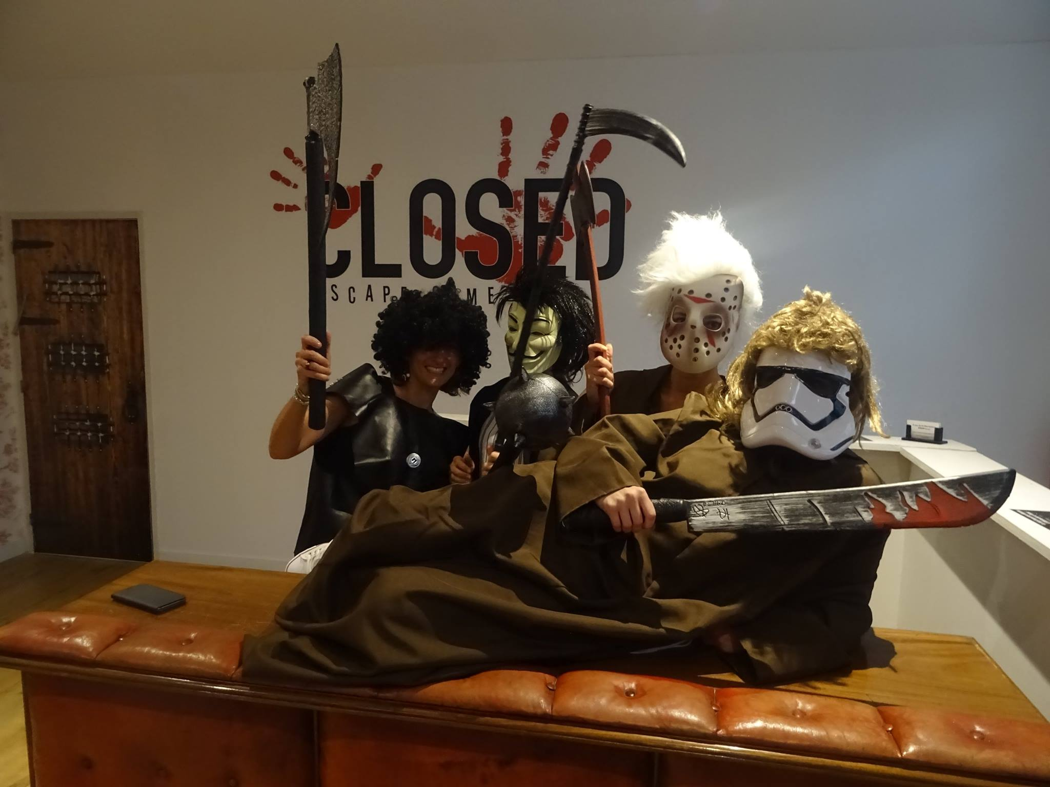 Pourquoi la franchise Closed Escape Game ?
